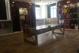 Beşler Tekstil Showroom 12