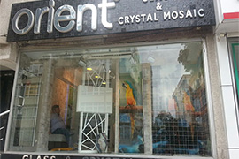 Orient Mosaic Showroom 8