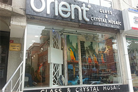 Orient Mosaic Showroom 9